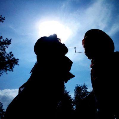 Estafet Karet Smajatra Jatinegara_tegal Pramuka Scout games widegames xperiaphotography sonyexperia ponselensa photographone