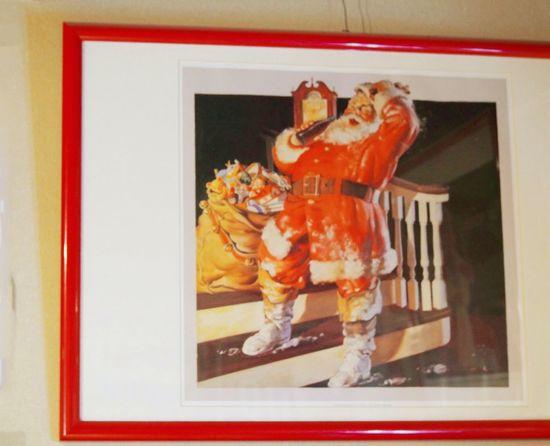 サンタさんお疲れさま🎄🎅🎁✨ Christmas EyeEm Gallery サンタクロース コカ・コーラ