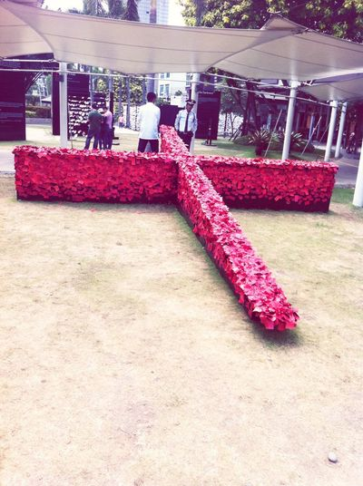 Nail that which holds you back upon a cross... Churchsimplified Holyweek2015