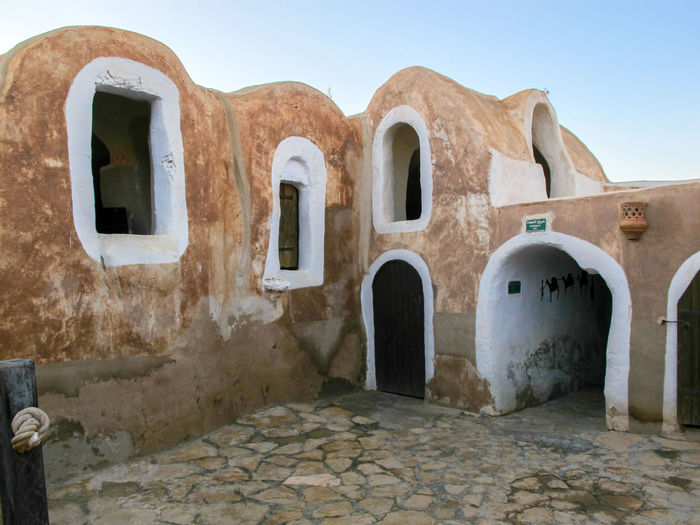 Tunisia Traditional houses, holidays Architecture Arch Built Structure History Building Exterior The Past No People Building Religion Old Sky Day Clear Sky Nature Belief Window Place Of Worship Travel Destinations Spirituality Outdoors Ancient Civilization Stone Wall Ruined