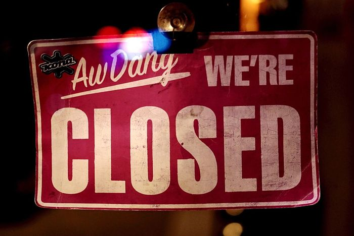 Shop Signs Closed Sign Night Nightphotography Shop Closed Business Store Storefront Door Door Sign Sign