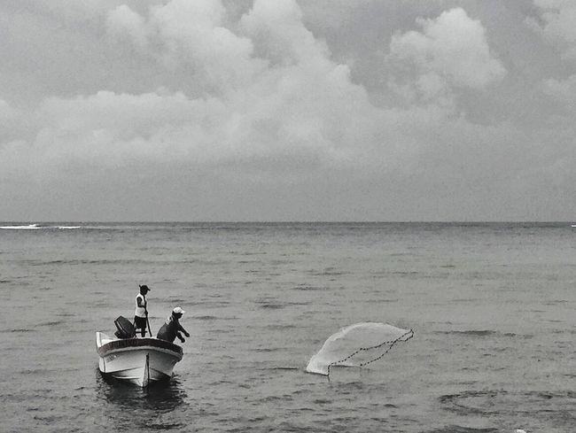IPhoneography Respect For The Good Taste ProCamera 8 EyeEm Best Shots - Nature EyeEm Best Shots - Black + White Fishermen Fishing Village