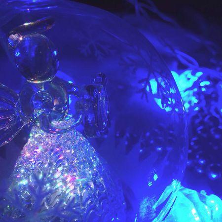 NewYear Angel Blue Hi! :)
