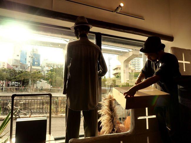 Okinawa Japan Portrait Naha-shi Plantandsoil Unodostres Trece Fashion Sayonstreet