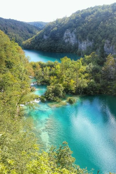 Landscape Mountain No People Nature Plitvicelakes Plitvice Travelphotography Eyemnaturelover Nature_ Collection  Tranquil Scene Tranquility Outdoors Beauty In Nature Water Lake Growth Lush - Description Croatia_photography Croatian Landscape Watercolor Naturephotography Travelpic Holidaytrip