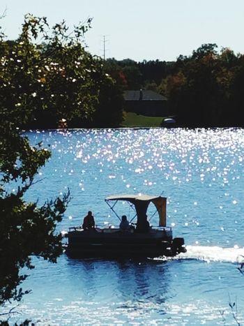 People Lake Water Outdoors