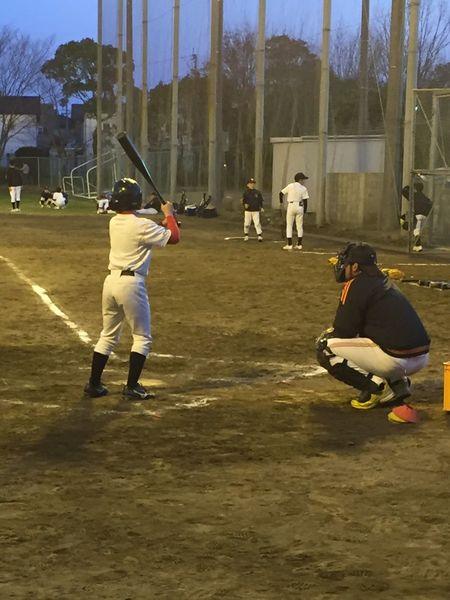 久しぶりに息子の野球の練習を見に行った(^o^)/まだまだ下手っぴだけど…楽しそうにしとるので良しとします( ̄^ ̄)ゞ 野球 Baseball 少年野球