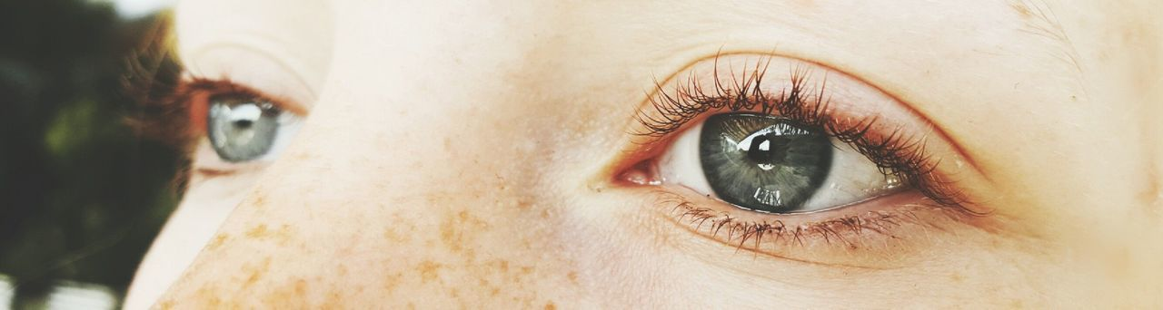 Human Eye Human Body Part One Person Eyelash Eyesight People Adult Adults Only Only Women Sensory Perception Looking At Camera One Woman Only Close-up Portrait Day Young Adult Outdoors One Young Woman Only Iris - Eye Eyeball