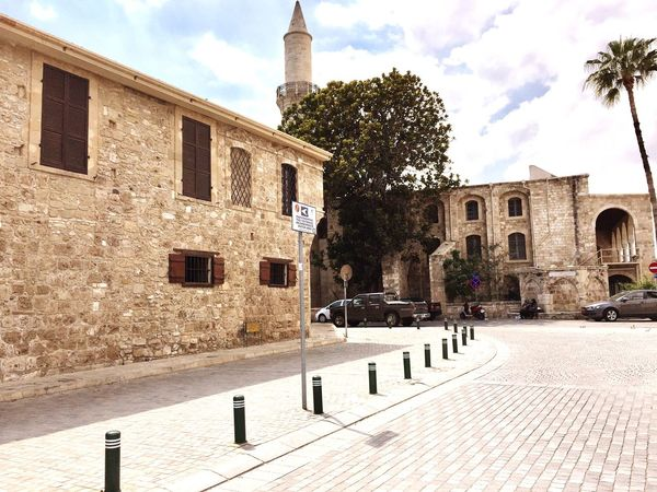 View from el kebir mosque and Larnaca medieval museum (Larnaca castle) Historical Monuments Historical Place History Walking Around And Taking Pictures Visiting Museum The Place I'm Now