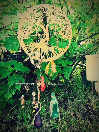 Gypsy Girl Boho Chic Tree Of Life Doghairstudio Not Finished Yet...