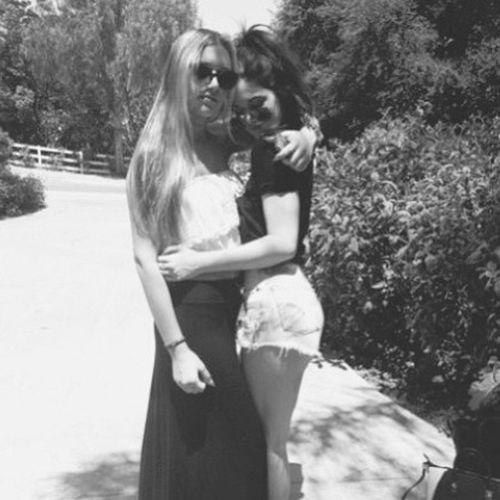 Kylie Jenner and Anastasia Karanikolaou. Kylie Jenner Anastasia Karanikolaou