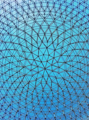 Pattern Sky Blue Backgrounds No People Low Angle View Full Frame Day Close-up Outdoors Grid Metalwork Metal Metal Structure Metal Work Metalart Hollywood EyeEmNewHere LosAngelesCity Losangelescalifornia Losangeles Universalstudios Universal Studios  Universalstudioshollywood EyeEmNewHere The Secret Spaces Art Is Everywhere The Architect - 2017 EyeEm Awards Live For The Story
