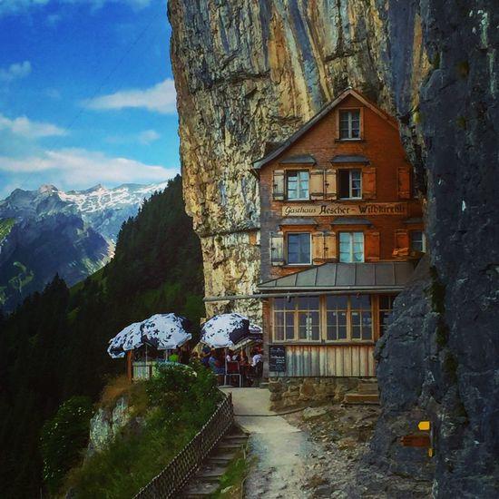 Appenzell Äscher Hiking