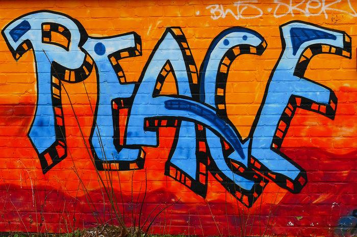 Art Creativity Graffiti Grafitto Multi Colored No People Outdoors Text