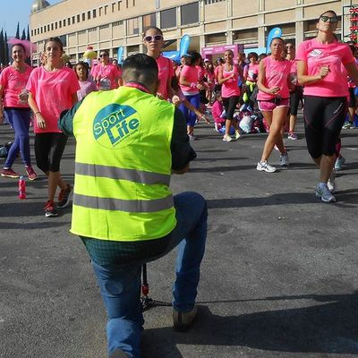 GreatRace Of Women In Barcelona With 27 ,000 Participants