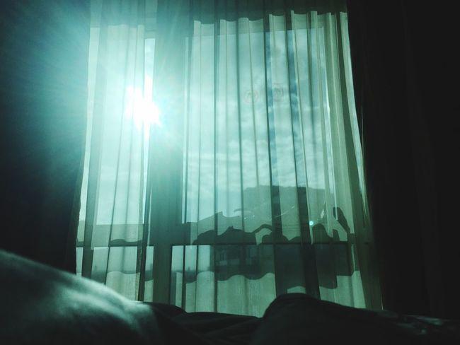 Goodmorning :) Goodmorning EyeEm  Enjoying The Sun Curtain Waking Up Dubai Tecom