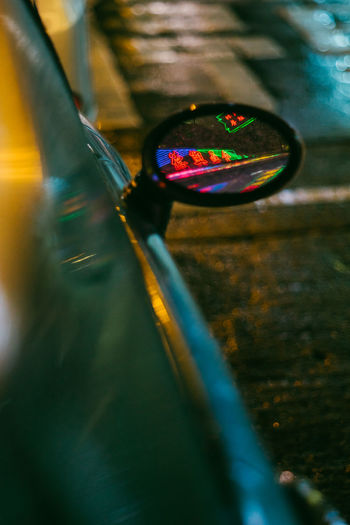 Circle Close-up Day Eyeglasses  Eyewear Focus On Foreground Glass - Material Glasses Metal Multi Colored Nature No People Outdoors Personal Accessory Reflection Selective Focus Shape Transparent Water Wet