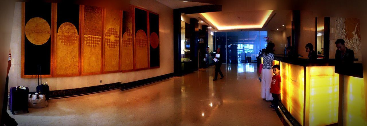 Lobby Hotel Marriott Hotel Medan Indonesia Always Be Cozy Young Adult