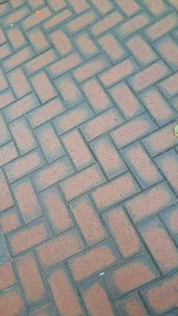 Pattern Simplicity Geometric Shape Repetition Outdoors Design Pavement Paved Path Bricks