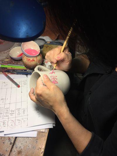 背後的藝術家 Ceramics