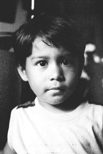 Había una vez un niño Panamá EyeEm Best Shots - Black + White Family Kid 2003