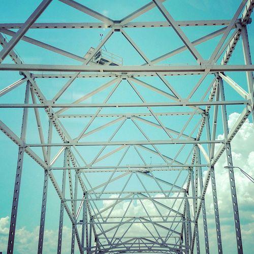 Architecture Bridge Structure Beach Life Road Trip