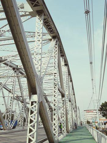 Bridge to somewhere... Bridge - Man Made Structure Architecture
