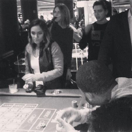 Focused and determined. Pokerface Roulette Wonmoney $$$