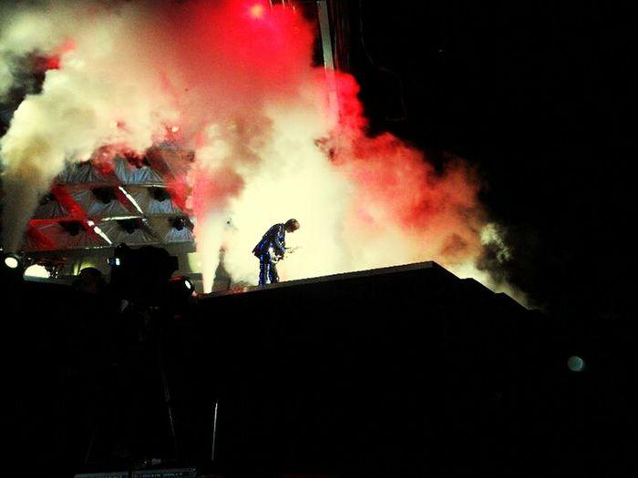 Mattbellamy Muse Live Music Resistancetour