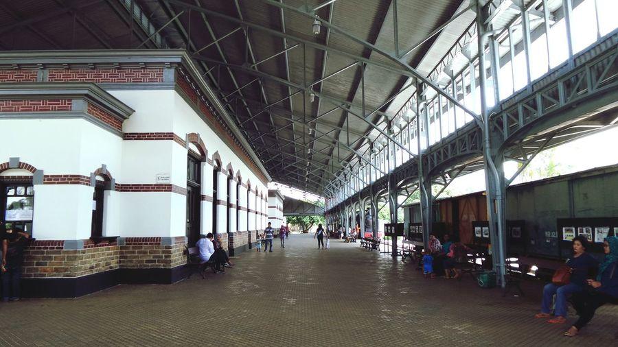 Train Station Station