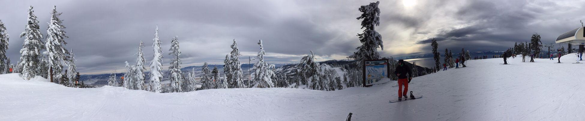 My Winter Favorites Panorama Panoramic Photography Traveling North Lake Tahoe Ski Trip Skiing Lake Tahoe It's Cold Outside