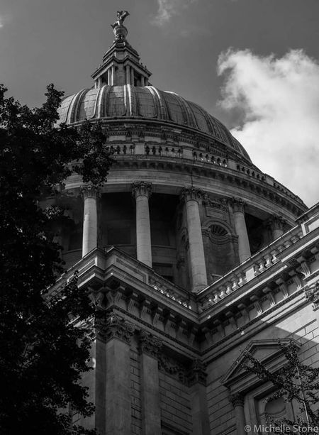 beautiful architecture St Paul's Cathedral Dome Architecture Built Structure Building Exterior