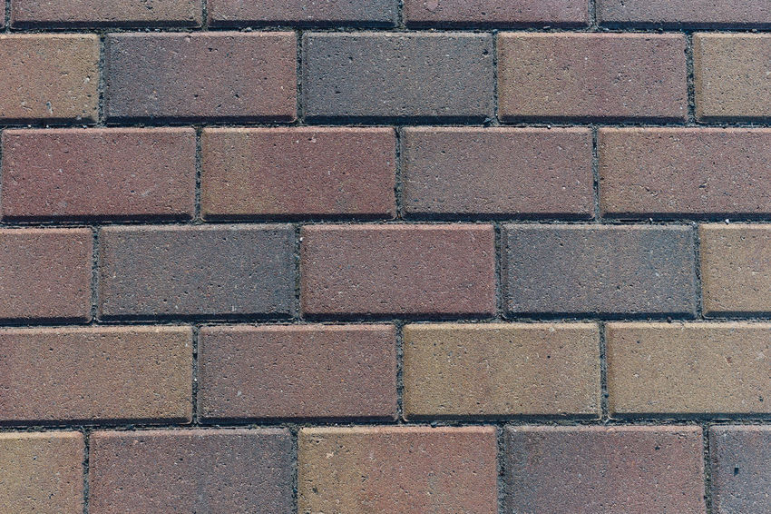 Full Frame Backgrounds Pattern Brick No People Textured  Architecture Wall Brick Wall Close-up Repetition Built Structure Day Arrangement Outdoors Footpath In A Row Paving Stone Order Shape Concrete