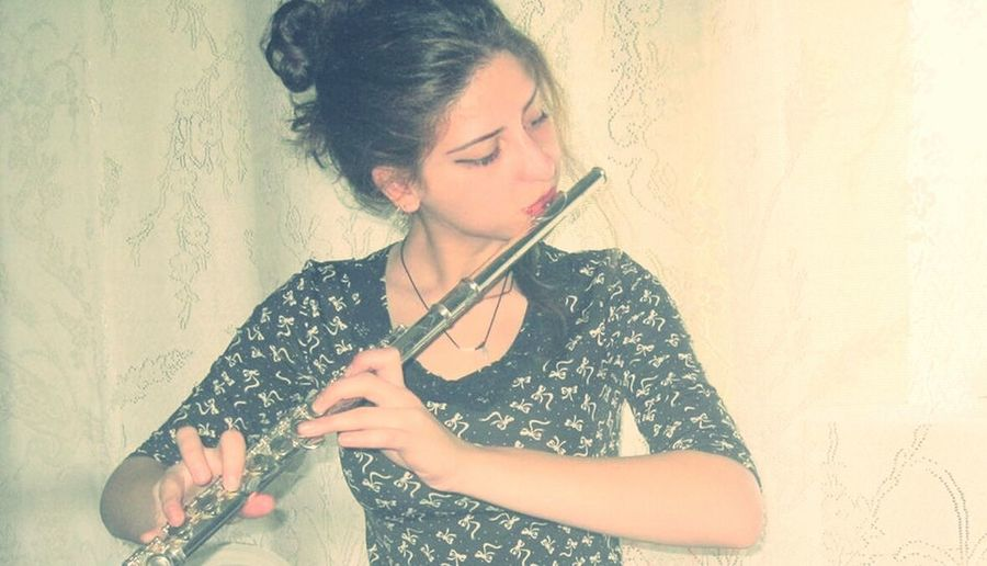 Flute флейта Classic Playing Music #music