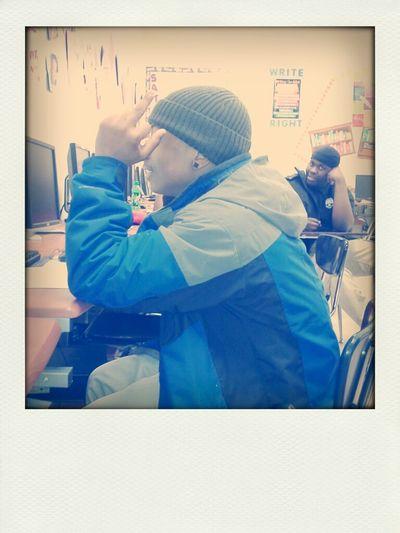 in classs