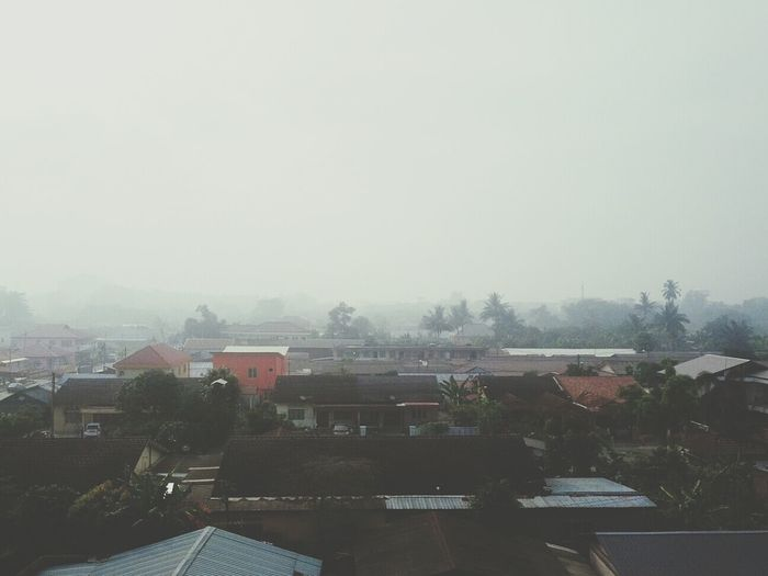 Haze.