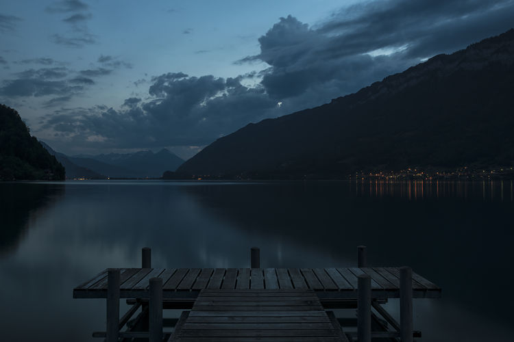 Nightfall at Iseltwald Beauty In Nature Blue Blue Sky EyeEmNewHere Lake Landscape Landscape Photography Landscapes Mountain Nature Nature Photography Night Night Photography Night Sky Nightfall No People Outdoors Sky Sky And Clouds Sky Collection Tranquil Scene Tranquility Water