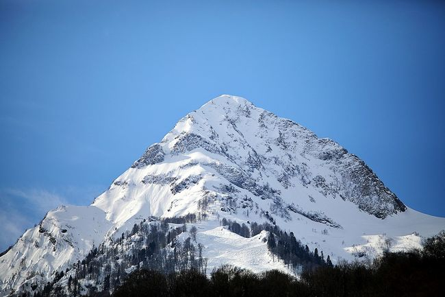 Mountains Mountain Blackpyramid Black Pyramid Sochi Russia Krasnaya Polyana Snow White Nature Outdoors Beauty In Nature Clear Sky Day No People Nature Perspectives On Nature Be. Ready. Shades Of Winter