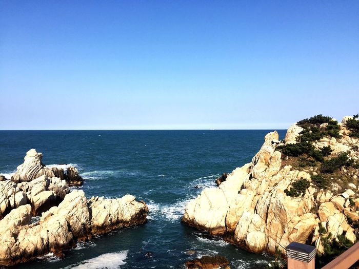 Ulsan South Kerea. Sea King Rock First Eyeem Photo