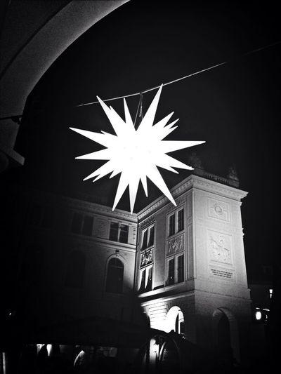 Nachweihnachtliche Stimmung :) Dresden Weihnachten Blackandwhite