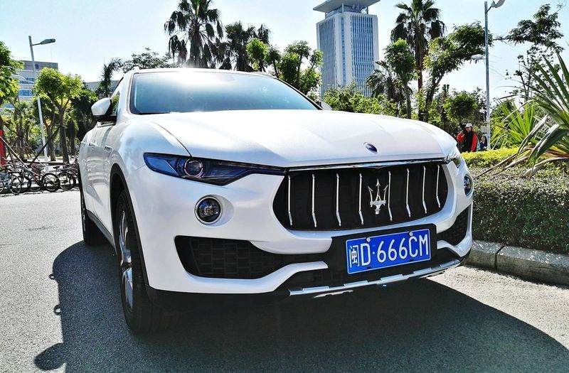 Masarati Car Vehicle SUV Levante EyeEmNewHere EyeEmBestPics EyeEm Best Shots Automobile Cars