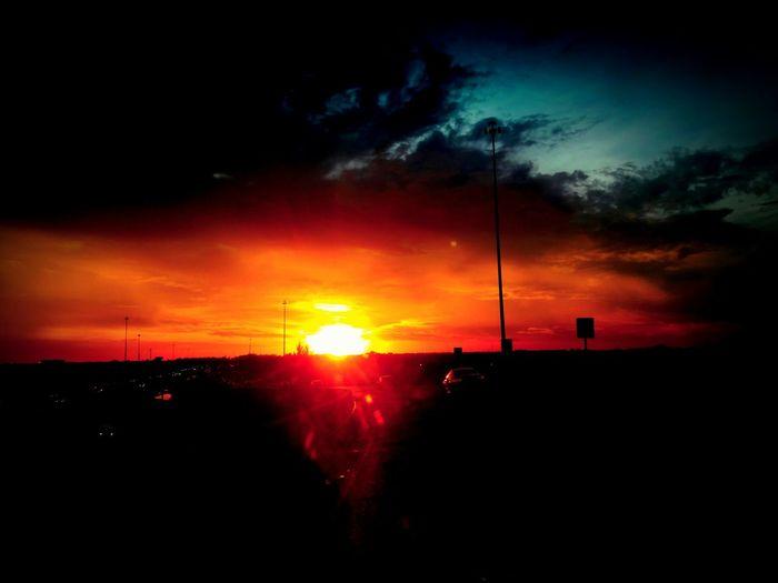 Sunset Eyem