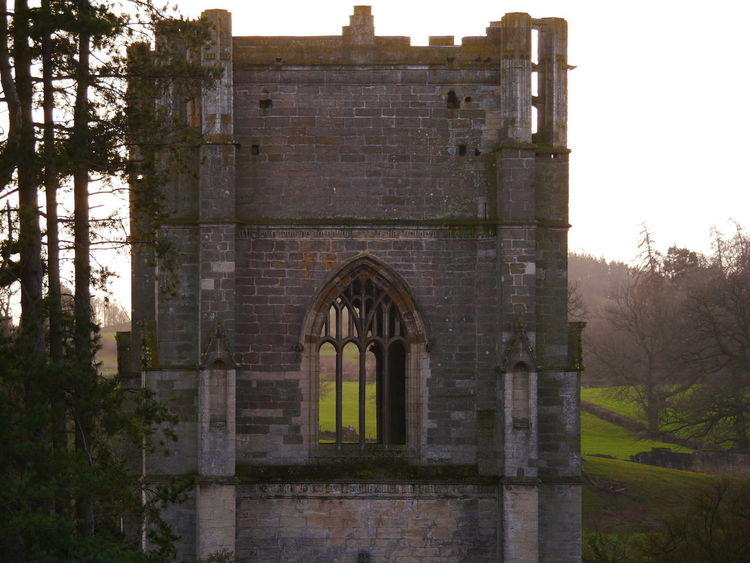 Arch Architecture Building Exterior Built Structure Day December December 2016 Fountains Abbey Fountains Abbey Yorkshire Fountains Abbey, Yorkshire History Nature No People Outdoors Sky