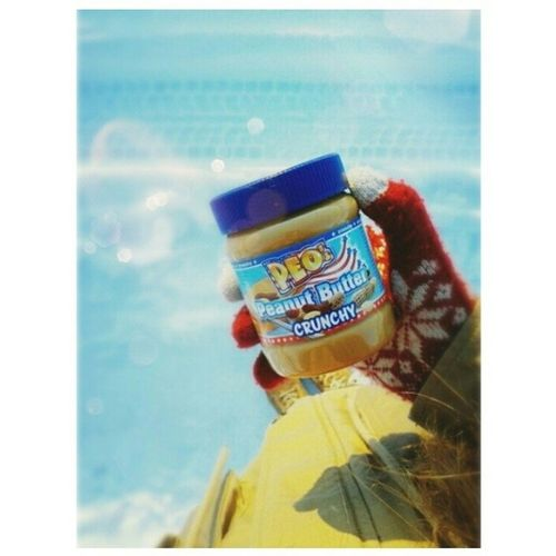 Peanut Butter Peos Peo Crunchy Masło Orzechowe Love Mniam Yummy Sunshine Sun Słoneczko Winter after School Poland Polishgirl Follow me