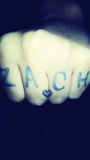 Zach ♡