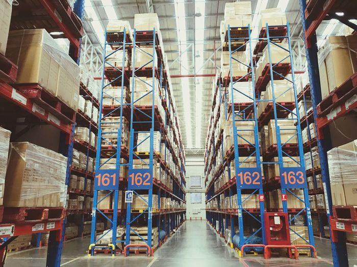 warehouse Warehouse Distribution Warehouse
