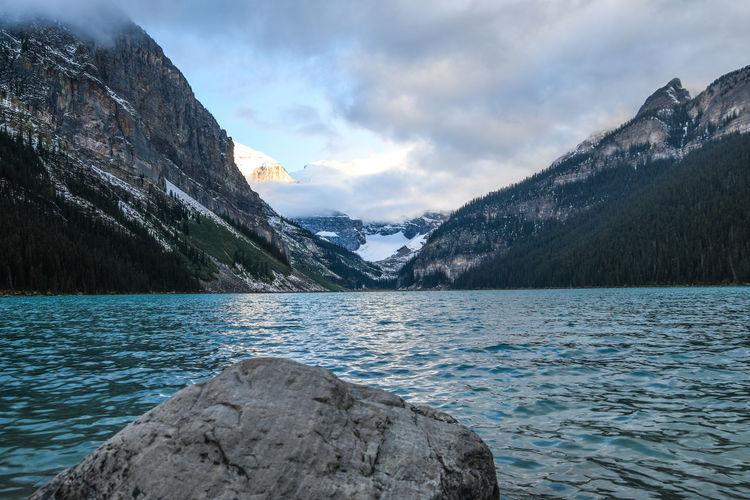 Lake Louise im