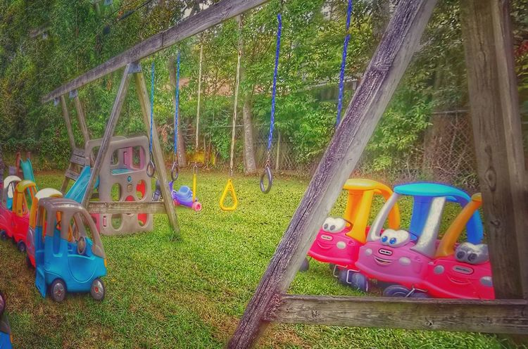 Simple life Playground Childhood Outdoor Play Equipment Fun Outdoors Day Grass No People Thingsthatmakemesmile Enjoying Life Lifestyles 2017 Childsplay Streamzoo Family Richwood Texas