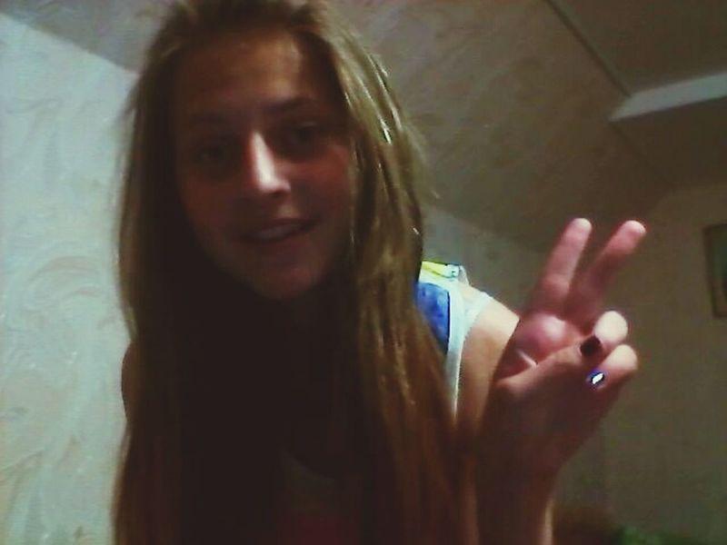 Hi! Selfie
