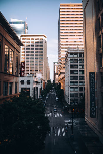 City City Life Love Skyline WeekOnEyeEm Amazing Architecture Awesome Building Exterior Built Structure Canon Canon_official Canon_photos Canonphotography City Citylife Cityscapes Day Growth No People Outdoors Road Sky Skyscraper Travel Destinations Tree Week On Eyeem